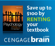 Save up to $100 on textbook rentals