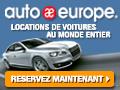Auto Europe vous offre des promotions sur les autos, les vols, et les h�tels.