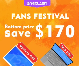 Image for Save Up to $170 OFF for Teclast Tablet PCs