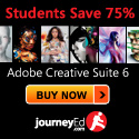 Buy Adobe Creative Suite 6 at JourneyEd.com