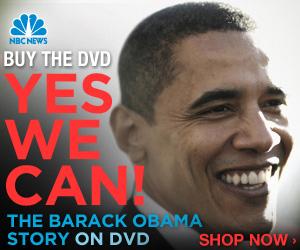 Barack Obama DVD