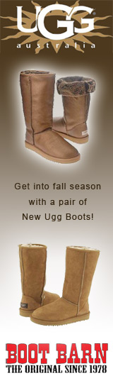 Get Ugg Boots at Boot Barn.