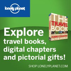 Explore Travel Books by Lonely Planet