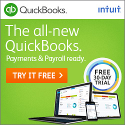 QuickBooks Online  - Try it Free for 30 days