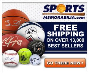 Shop Sports Memorabilia!