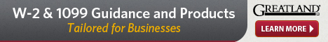 Greatland - W-2 & 1099 Guidance & Products Tailored for Businesses