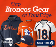 Shop for Denver Broncos fan gear at FansEdge.com!