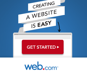 Creating a website is easy!