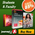 Students software at 50% off!