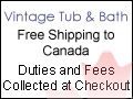 Save $100 on a complete tubset @ VintageTub.com