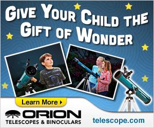 Best Orion Telescopes for Kids!