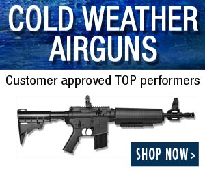 Not all airguns preform the same in colder weather. Click to learn more.
