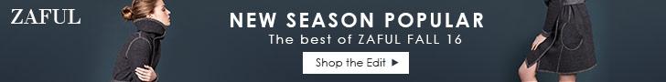 New Season Popular: The Best of Zaful Fall