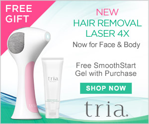 tria laser hair removal review