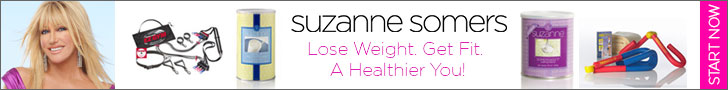 fitness health blog suzanne somers