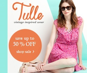 Tulle Shop Sale - Save up to 50% off
