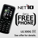 LG300G + 300 Minutes Free