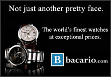 The world's finest watches at exceptional prices.