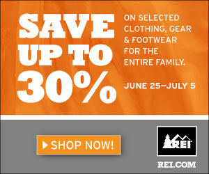 REI Summer Sale & Clearance!