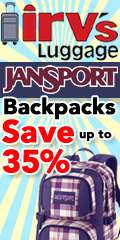 BACK TO SCHOOL '11- JANSPORT BACKPACK SALE!