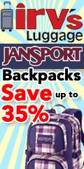 BACK TO SCHOOL '11- JANSPORT BACKPACK SALE!