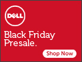 Black Friday PreSale at Dell Small Business