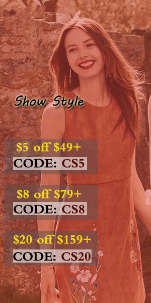 $5 off $49+ $8 off $79+$20 off $159+
