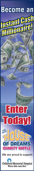 Win a $1 Million Dream Home or $1,000,000 cash!