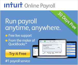 Intuit discount codes for Intuit Online Payroll