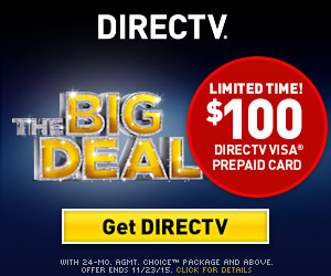 The Big Deal with $100 Visa Gift Card