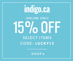Take 15% Off with code LUCKY15