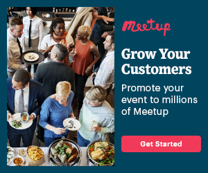 Meetup - Grow Your Customers. Get Started Now!