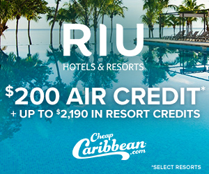 Riu Resorts Vacation Sale