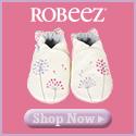 Chaussures pour bébés Robeez en Europe.