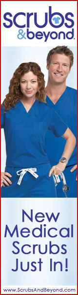 New Scrubs Just 