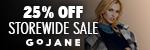 25% Off at GoJane.com!