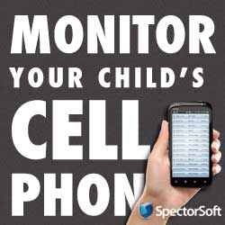 Monitor Your Child's Cell Phone with eBLASTER Mobile Monitoring Software