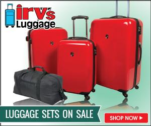 Luggage Sets on Sale!