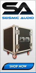 Buy Guitar Cabinets & More At Seismic Audio Speake