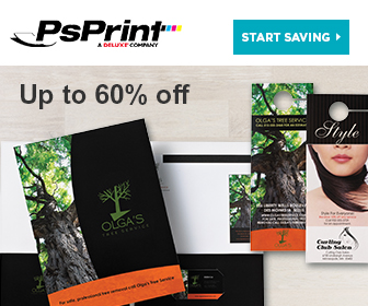 Save BIG at PsPrint today!