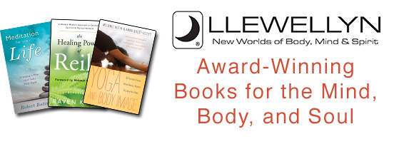 Llewellyn's Award-Winning Books for the Mind, Body, and Soul