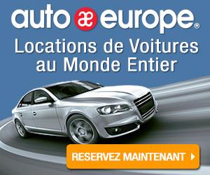Autoeurope - Louez votre voiture à petits prix