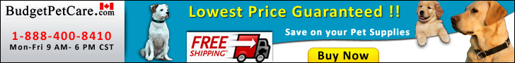 Pet Supplies & Health Products Online Store with Free Shipping in USA