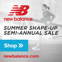 New Balance Semi-Annual Sale