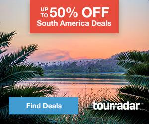 South America tour deals at Tourradar