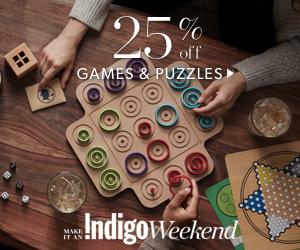 25% off Games & Puzzles (ends Sept 15)