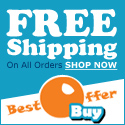 Free Shipping Worldwide At BestOfferBuy.com