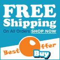 Free Shipping Worldwide At BestOfferBuy.com