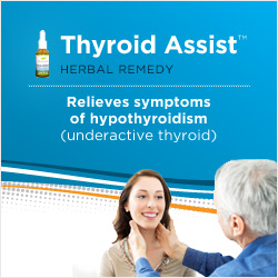 Thyroid assist hypothyroidism treatment for relieving hypothyroidism