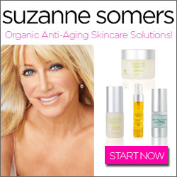 suzanne somers, skincare, beauty, body care, anti-aging, organic